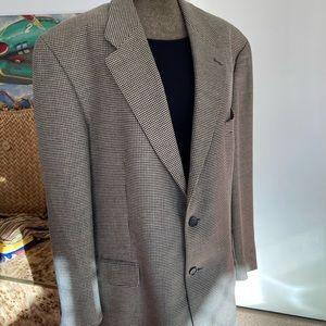 Vintage Unisex Tweed Blazer